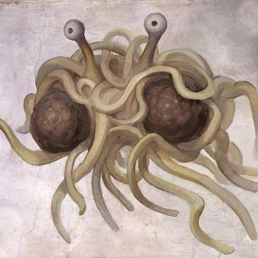 The Flying Spaghetti Monster > all