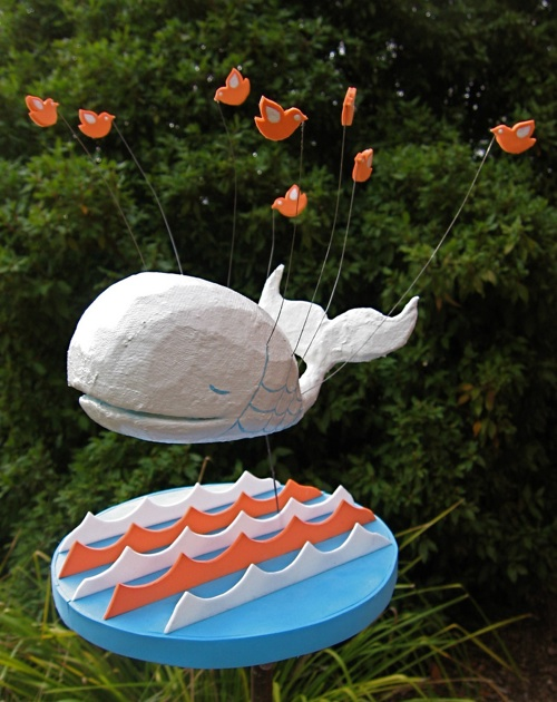 Meet the Twitter Fail Whale.